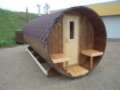 Torusaun 4 m 2 ruumiga  ( leiliruum+eesruum) ja veranda