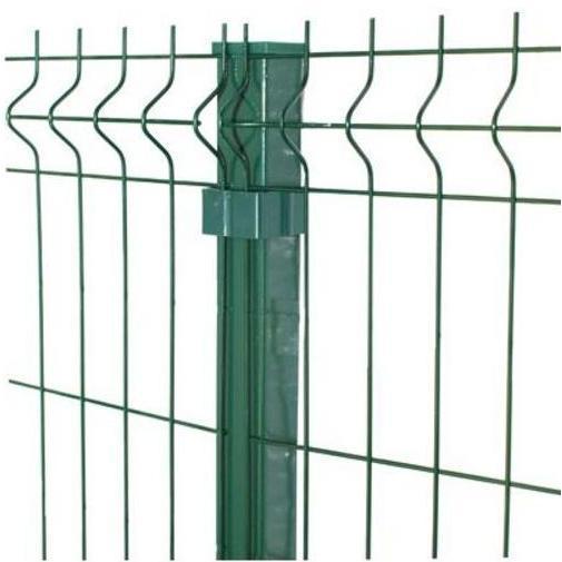 Aiapaneel 4 mm roheline - kõrgus 1230 mm - Paneeli pikkus 2500 mm