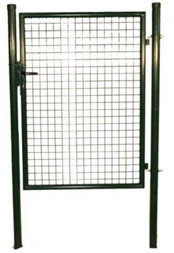 Jalgvärav roheline - laiusega 1 m - kõrgusega 2 m