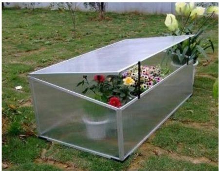 Mini kasvuhoone
