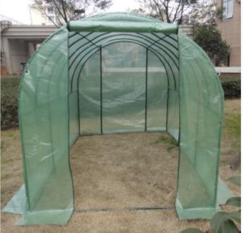 Kilekasvuhoone PRO 8m2