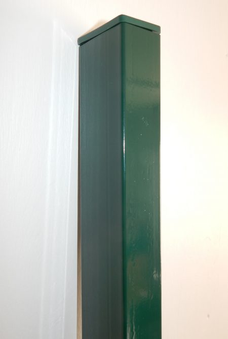 Nelikantpost roheline 40 x 60 mm - pikkusega 1,75 m