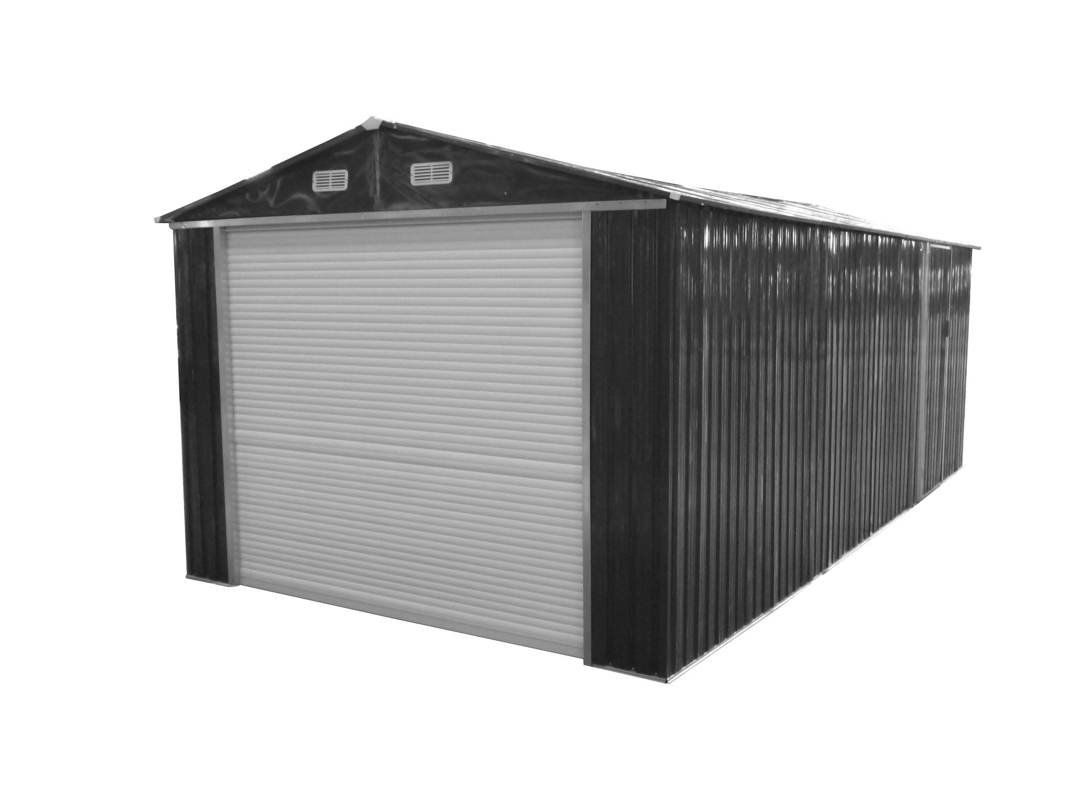 Metallist garaaz/aiakuur (ukseautomaatikaga)