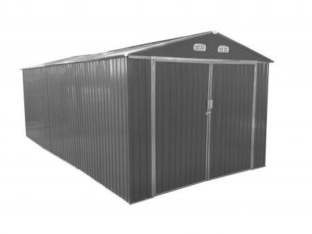 Metallist garaaz/aiakuur (tavaliste ustega)