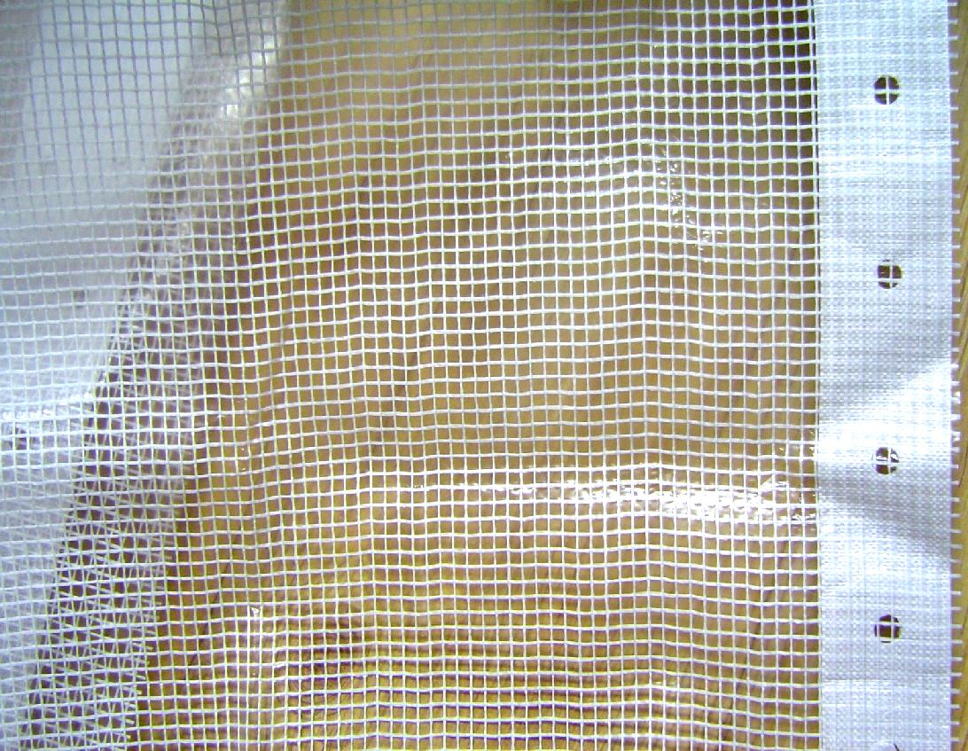 Tellingukate-kasvuhoonekile armeeritud 3,95x10m