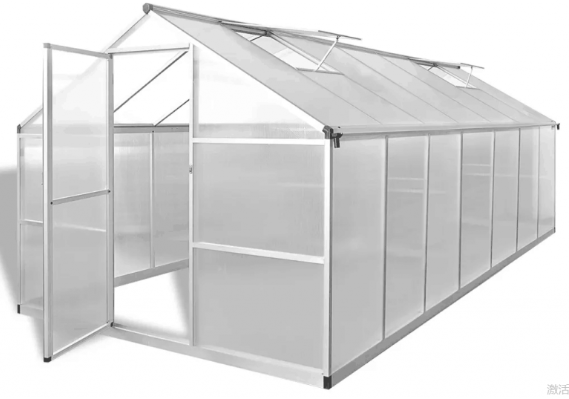 Kasvuhoone POLAR 7,0 m2