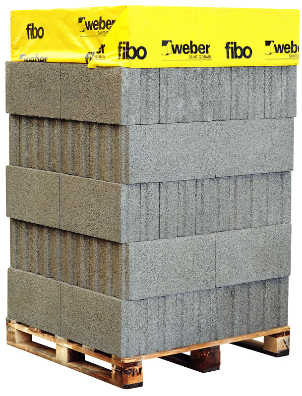 Fibo plokk 3/100 EFEKT tapiga täisalusena, 108 tk/alusel