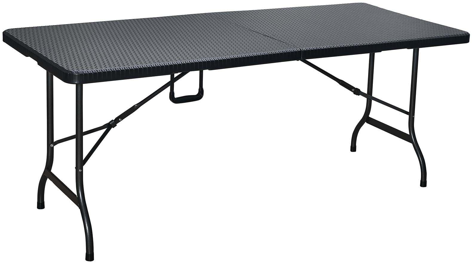 Kokkupandav laud, rotang, must