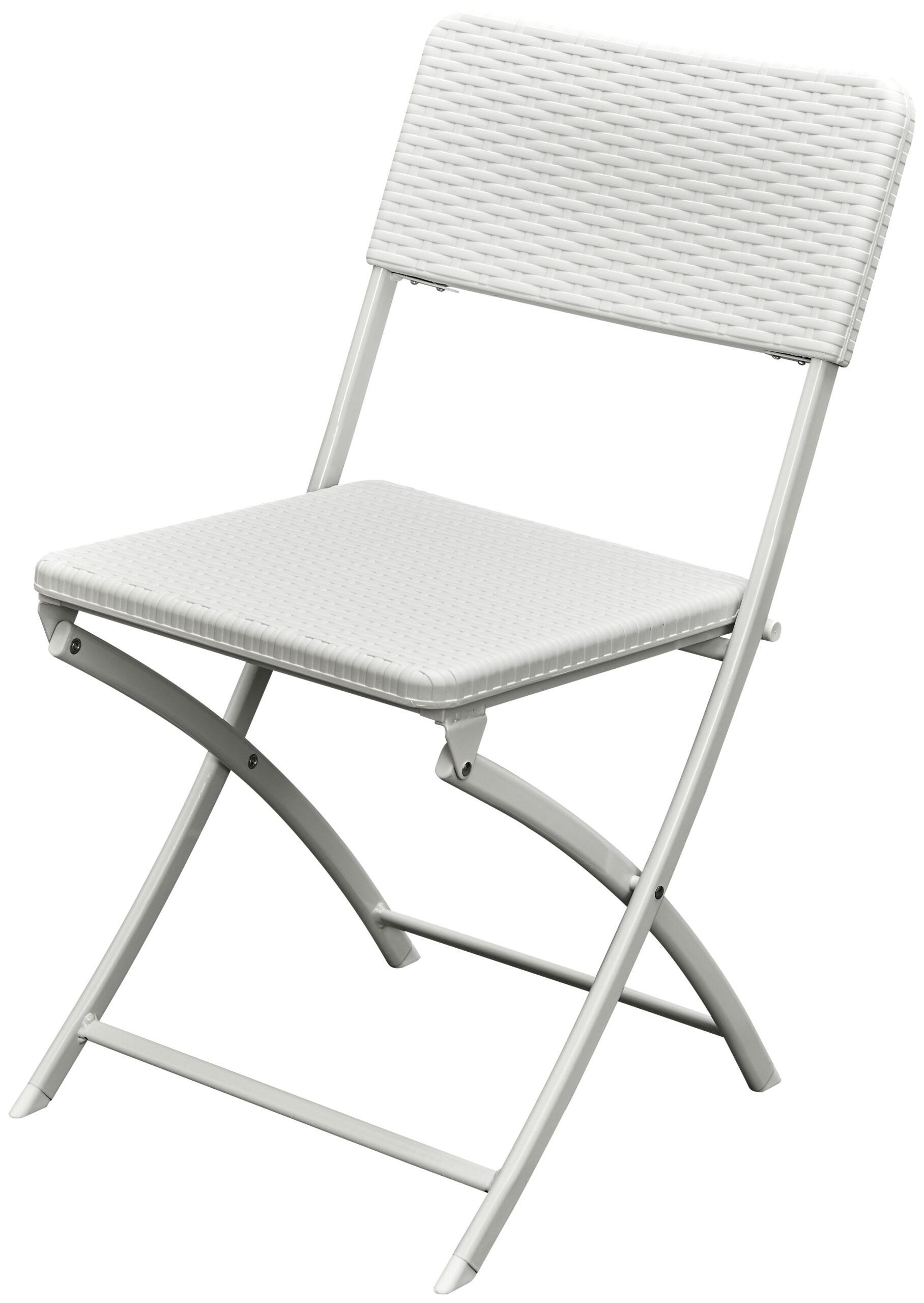 Kokkupandav tool, rotang, valge