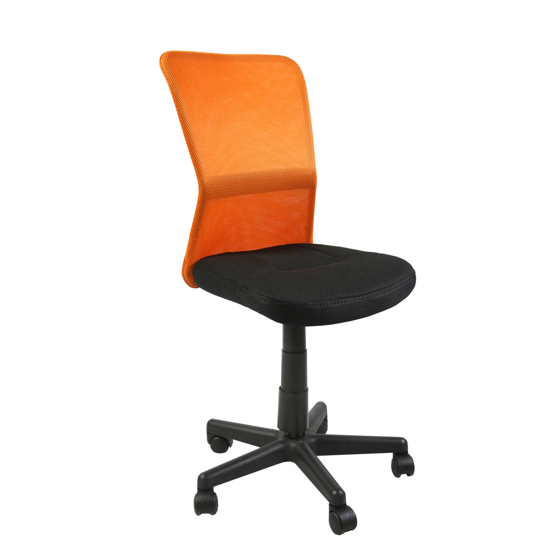 Töötool BELICE, must-oranž